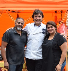 Jean-Christophe Novelli meets Meah's Flavours of India