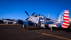 P-51 Fragile Agile (Mule67) Tags: 2014 oregon air show p51 propeller airplane mustang fragile agile