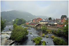 259-366 Misty Morning in Llangollen (Aged Desperado) Tags: 366 nikon nikkor nikonflickraward d5000 18105mm