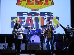 Fest For Beatles Fans, 2015: Honey Pie (smaginnis11565) Tags: 2015 32215 honeypie beatlesconvention festforbeatlesfans battleofthebeatlesbands beatlestributeduo
