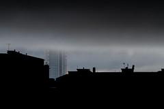 Presenze insolite nello skyline torinese (marcomozzo) Tags: skyline skyscraper canon torino eos is san nuvole paolo dal piemonte 7d 40 usm grattacielo turin pioggia borgo 70200 ef balcone regione