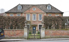 Cantax House (suzigun) Tags: wiltshire nationaltrust listed lacock grade2listed