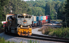 UP 1989, NS 22Z (Kyle Yunker) Tags: heritage up rio train grande pacific ns union norfolk southern intermodal drgw sd70ace