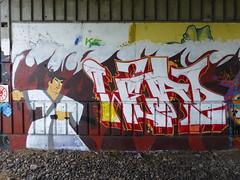 Zagreb graffiti (duncan) Tags: graffiti zagreb samuraijack