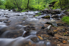 Broad River, NC (Avisek Choudhury) Tags: longexposure landscape northcarolina gitzo chimneyrock broadriver leefilters nikond800 avisekchoudhury acratechballhead nikon1635mm httpwwwaviseknet avisekchoudhuryphotography