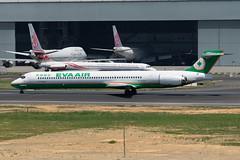 Eva Air MD-90 B-17925 (altinomh) Tags: airport eva air international taipei taoyuan tpe md90 b17925