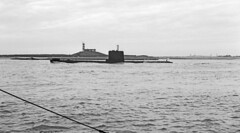 English sub in Dutch waters - 1968. (Eduard van Bergen) Tags: ocean uk sea england west holland water netherlands beer port jack bay harbor boat stem marine war sailing diesel wind harbour flag south ships hill union north shell continental class submarine atlantic gas east crew maritime bow oil british petrol van beatrix sonar beacon isle turret department alderney patrol passive submarines tanker harwich tanks active hoek flotilla patrijspoort warships prinses vogeleiland astute waterweg a duikboten