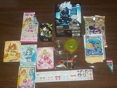 Anime Bento may goodies (Amane-chan) Tags: moon anime japan cat flora pretty princess box alice kitty bento neko sailor gashapon mermaid naruto wafer cure kakashi sailormoon sensei subscription gachapon yokai precure izaya animebento durarara orihaya