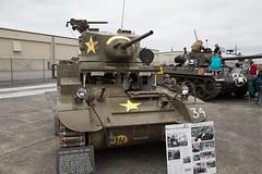 IMG_2337.jpg (superradcat) Tags: seattle tank stuart sherman m3a1 tankfest heritageflightcollection