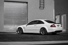 Mercedes Benz CLK63 Black Series ADV10 Track Spec SL Series (ADV1WHEELS) Tags: street track wheels deep rims luxury spec forged concave stance oem 3piece 1piece adv1 forgedwheels deepconcave advone