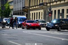 Ferrari f12 berlinetta (patrykpl2539) Tags: red ferrari warsaw supercar f12 berlinetta carspotting