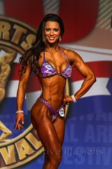 2012 Arnold Sports Festival (JokerMan45678) Tags: arnold sports festival bikini canon 7d 55250 efs 2012 womens fitness strong muscles usa competition ifbb tan smile kit lens iso1250 beauty beautiful abs 6pack pose fit compete