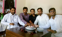 Happy Birth Day - Irfan Kayani - Incharge Guldasta - Weekly Pindi Post (7) (Dhakala Village) Tags: سالگرہ مبارک happybirthday celebration mibrahim ibrahim ibrahimdhakala irfankayani shahzadraza mirzasulman firdosmehmood abduljabbar kake smilingface gathering home
