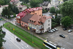 IMG_5050_jnowak64 (jnowak64) Tags: poland polska malopolska cracow krakow krakoff bronowice architektura komunikacja tramwaj aura lato mik mpk sdm