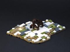 Mastodon (Grantmasters) Tags: lego micro mastodon