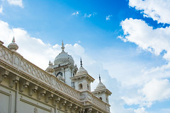 (soni.jayantika) Tags: hyderabad india indian tourism incredible architecture history nizam chowmallah palace beautiful afternoon daylight natural light outdoor indoor