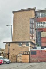 Art Deco CO-OP, Huddersfield, UK, 2014, jcw1967 (8) (jcw1967) Tags: huddersfield uk 2014 cooperative huddersfieldcoop artdeco 1936 hdr oloneo ope