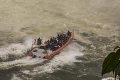 Circuito Inferior (Gustavo Occelli) Tags: agua argentina aventura cascadas cataratas embarcacin gomn iguaz naturaleza nautica transporte