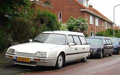 1985 Citroën CX 20 RE Familiale (rvandermaar) Tags: 1985 citroën cx 20 re familiale 41kkf3 sidecode7 citroëncx citroëncxbreak citroen citroencx citroëncxfamiliale break rvdm