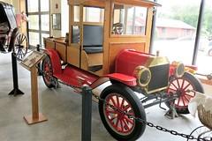 Oakland MD ~ Transportation Museum ~ HBM! (karma (Karen)) Tags: oakland maryland garrettco museums oldcars benches benchmonday hbm cmwd