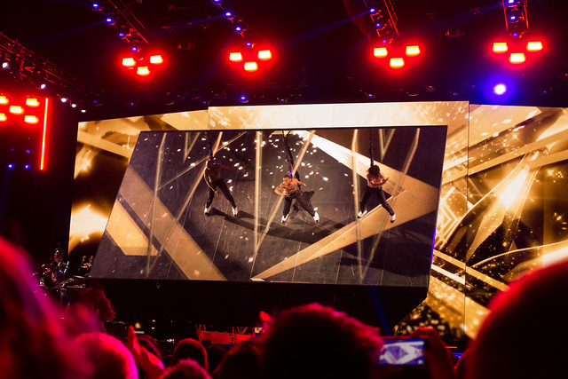 Madonna - Rebel Heart Tour - Bercy, Paris (2015)