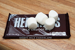 Think Smores (redhorse5.0) Tags: candy hersheychacolate amores smores marshmellows treat milkchocolate redhorse50 sonya850 calories sugar