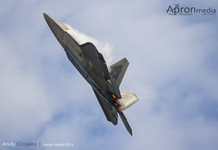 09-4191   United States Air Force   F-22A Raptor (Andy Crossley - Apronmedia.com) Tags: blue red wild portrait sky usa white bird nature animal tattoo proud america stars freedom fly wings power eagle symbol outdoor head background stripes flag wildlife air grunge united nation flight wing beak bald feather july patriotic pride national american raptor hunter f22 prey states patriot independence predator patriotism soar protect riat crossley haliaeetus leucocephalus 2016 apronmedia