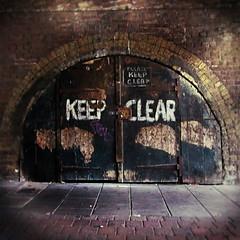keeping clear (hauntedmansion) Tags: stephenmay lambeth london se1