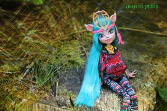 monster high Isi Dawndancer (Mehrunnisa T.) Tags: monster high isi dawndancer
