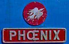 31289 (JOHN BRACE) Tags: 1961 brush loughborough built a1a class 31 d5821 renumbered tops 31289 january 1974 seen eridge spa valley railway light blue livery named phoenix
