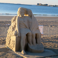 2016_SandSculptingFestival_070 (*Ice Princess*) Tags: revere reverebeach beach sand sandsculpture sandsculptingfestival sandsculptingcontest festival contest internationalsandsculptingfestival sculpture