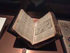 A charred bible from the Great Fire (Matt From London) Tags: bible greatfire charred