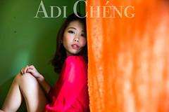 Adi_0040 (Adi Chng) Tags: adichng girl      redgreen