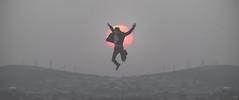 (Alexandr Morgunov ) Tags: yurishwedoff 2391   sun smog portrait panorama cinematic surreal art gray fall mist fog magnitogorsk