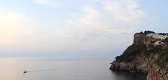 (sergio.nvs21) Tags: jumeirah mallorca canon 1200d portsoller tramuntana summer sea boat