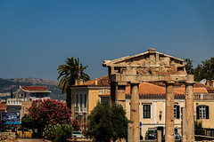 Romans in athena (jcpronk) Tags: greece grieks romijns oudhoud oudheid oudheden grie griekeland roman romeinen romeins tempels old agora athena athens athene canon eos70d