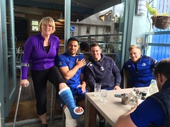 pats_CjJQDS7WEAMoXbk (cb_777a) Tags: broken leg ankle foot cast crutches toes ireland