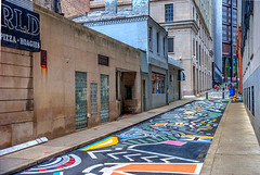 TG 2016 07 04 027 (pugpop) Tags: pennsylvania pittsburgh downtown hdr wienerworld strawberrywaymural