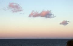 three is a company (kexi) Tags: 3 three clouds sea water horizon baltic balticsea poland polen polska pologne polonia sky canon june 2015 simple blue pink instantfave wallpaper