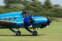 _DSC5580-11 (Ian. J. Winfield) Tags: shuttleworth oldwarden airshow aircraft flying plane aeroplane vintage historical avro 19 nineteen anson bae