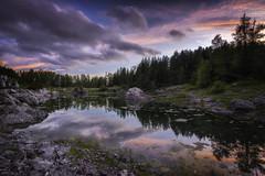 Dvojno jezero_2 (Croosterpix) Tags: landscape nature triglav slovenia nikond610 nikkor1835