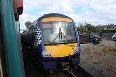 170425 (CS:BG Photography) Tags: class170 nairn inbhirnarann nrn aberdeentoinvernessline abellioscotrail turbostar 170425 gbrf15 railtour chartertrain scotrail