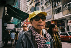 HK STREET 2015 (uicee) Tags: fuji natura 1600 contax t2 absolutegoldenmasterpiece