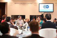 Trust or Bust? (World Economic Forum) Tags: indonesia id meeting jakarta wef worldeconomicforum eastasia 2015