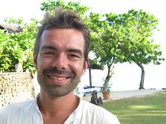 "Un Manu heureux <a style=""margin-left:10px; font-size:0.8em;"" href=""http://www.flickr.com/photos/83080376@N03/16615620634/"" target=""_blank"">@flickr</a>"