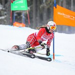 Whistler Cup Girls U14 GS Olivia Carrier (CAN-QC) PHOTO CREDIT: Coast Mountain Photography www.coastphotostore.com/Events/Whistler-Cup-2015