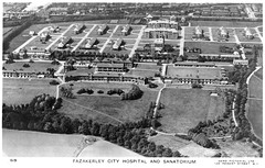 Fazakerley Hospital (robmcrorie) Tags: new old history hospital lancashire patient medical health national doctor nhs service isolation nurse ward sanatorium tb fever tuberculosis smallpox fazakerley