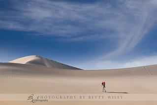 Solitary hike
