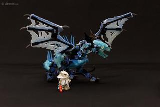 Frost Dragon Fryse