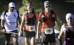 """Juan Román & Cristina (Tenisca """"Alexis Martín"""") Tags: running trail runner lapalma correr ultratrail transvulcania transvulcania2015 plátanodecanariastransvulcania2015"""